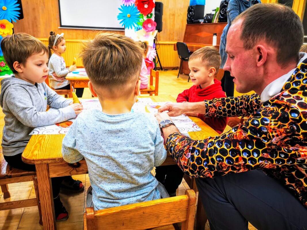 edukacija vaikams