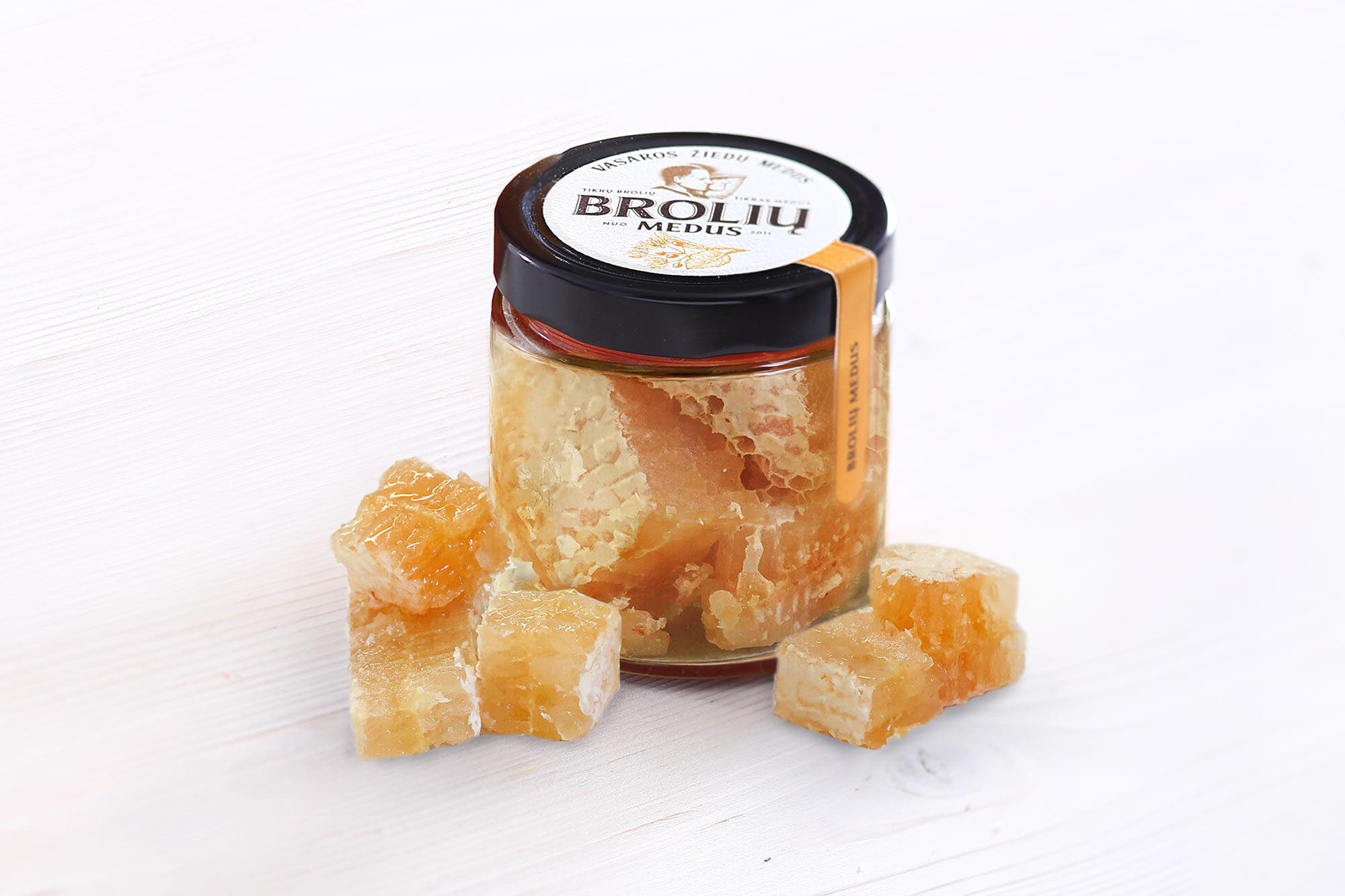 medus su koriu