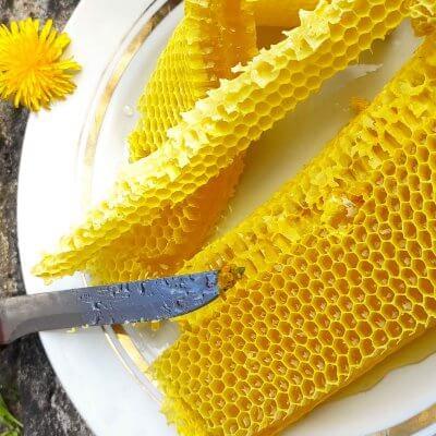 Kiek vartoti medaus