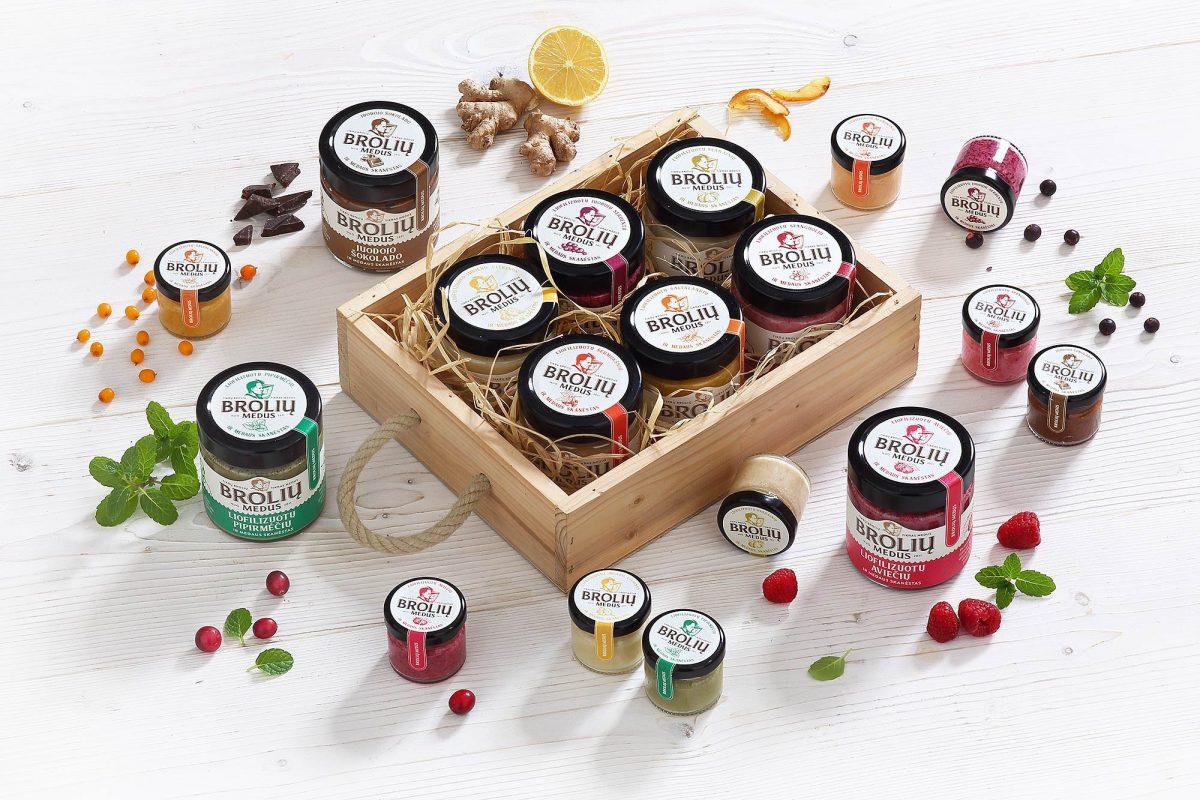 Medaus skanėstai